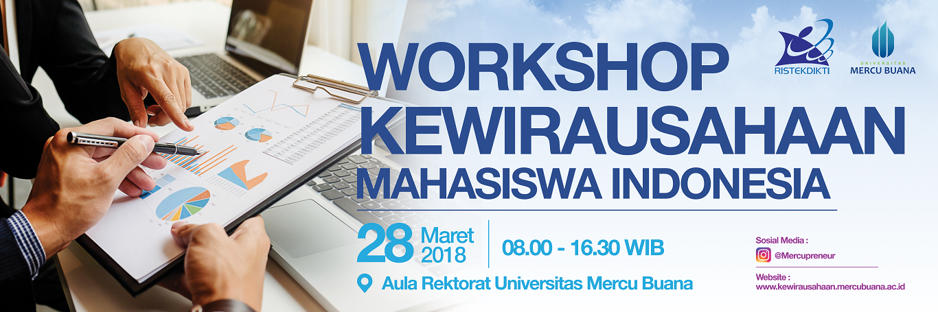 Workshop Kewirausahaan Mahasiswa Indonesia